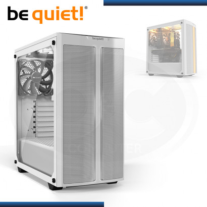 CASE BE QUIET! PURE BASE 500DX WHITE SIN FUENTE VIDRIO TEMPLADO USB 3.2 (PN:BGW38)