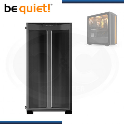 CASE BE QUIET! PURE BASE 500DX BLACK SIN FUENTE VIDRIO TEMPLADO USB 3.2 (PN:BGW37)