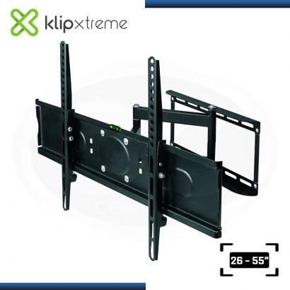 """KLIP XTREME KPM-885 RACK PARA TV & MONITOR TAMAÑO 26-55"""""""