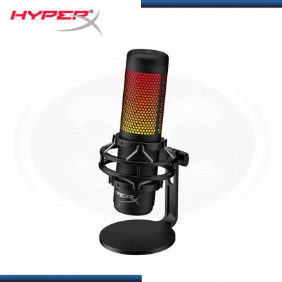 MICROFONO HYPERX QUADCAST S STANDALONE RGB USB (PN:HMIQ1S-XX-RG/G)