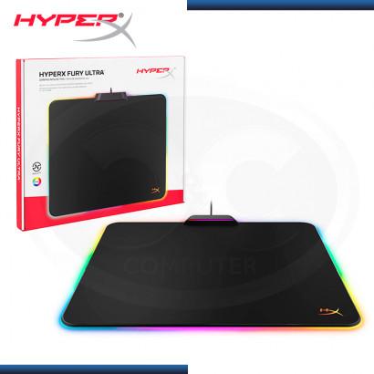 PAD MOUSE HYPERX FURY ULTRA GAMING RGB BLACK (PN:HX-MPFU-M)