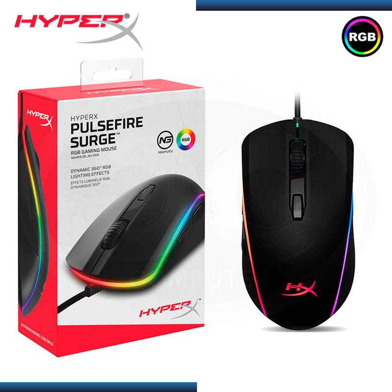 MOUSE HYPERX PULSEFIRE SURGE RGB (PN:HX-MC002B)