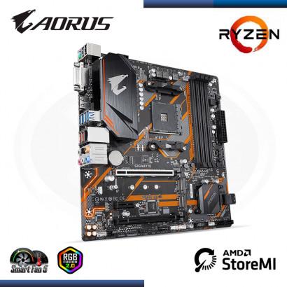 MB AORUS B450M ELITE AMD RYZEN DDR4 AM4 RGB 2.0
