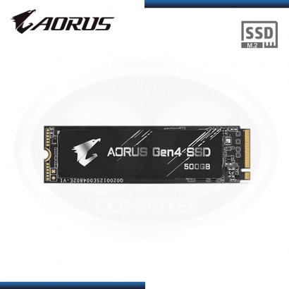 SSD 500GB AORUS M.2 2280 PCIe GEN4 NVMe (PN:GP-AG4500G)