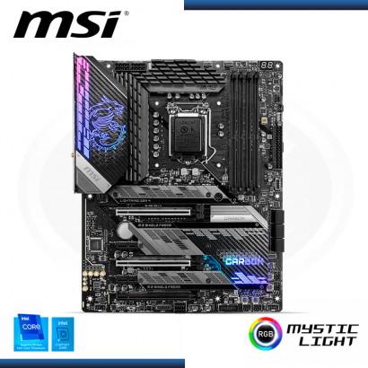 MB MSI MPG Z590 GAMING CARBON WIFI DDR4 LGA 1200 (PN:911-7D06-003)