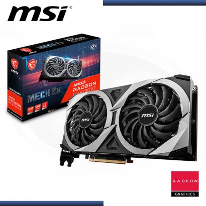 MSI RADEON RX 6700 XT 12GB GDDR6 192BITS MECH 2X OC (PN:912-V398-002)