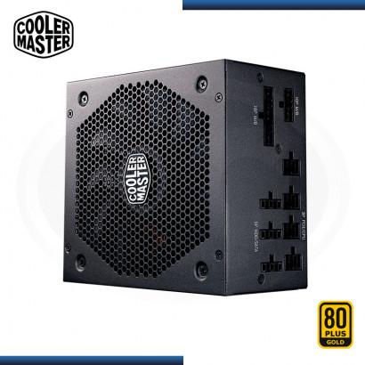 FUENTE COOLER MASTER V650 V2 650W 80 PLUS GOLD FULL MODULAR (PN:MPY-650V-AFBAG-US)