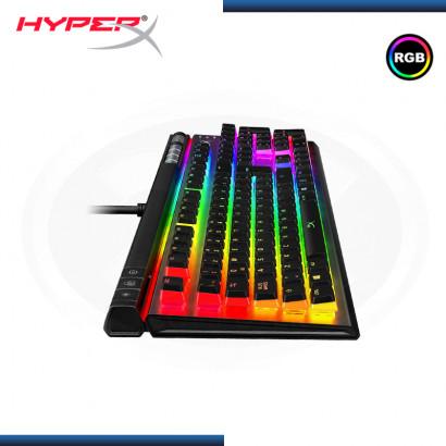TECLADO HYPERX ALLOY ELITE 2 RGB SWITCH RED BLACK ESPAÑOL (PN:HKBE2X-1X-LA/G)