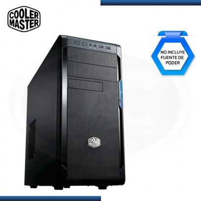 CASE COOLER MASTER N300 SIN FUENTE BLACK USB 3.0/USB 2.0 (PN:NSE-300-KKN1)