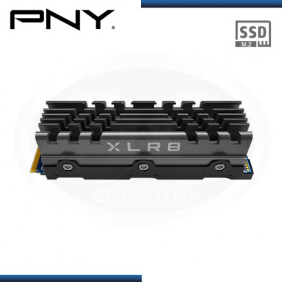 SSD 1TB PNY XLR8 CS3040 M.2 NVME CON DISIPADOR DE CALOR (PN:M280CS3040HS-1TB-RB)