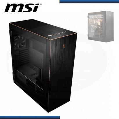 CASE MSI MPG SEKIRA 500G BLACK SIN FUENTE VIDRIO TEMPLADO USB 3.2 (PN:MSI SEKIRA 500G)