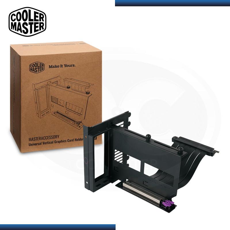 KIT COOLER MASTER VERTICAL GPU HOLDER UNIVERSAL VER.2 (PN:MCA-U000R-KFVK01)