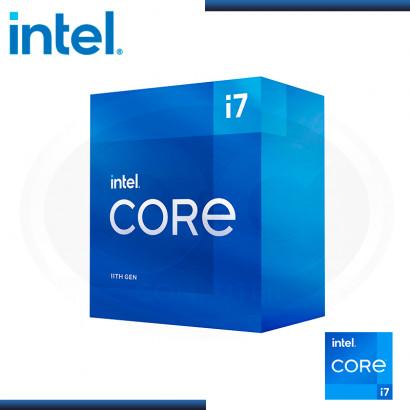 PROCESADOR INTEL CORE I7-11700F 2.50GHz/16MB LGA1200 (PN:BX8070811700F)