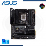 CASE ASUS TUF GAMING GT501 RGB   S/FUENTE   VIDRIO TEMPLADO   BLACK   USB 3.1  MID TOWER