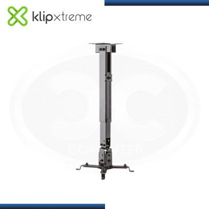 KLIP XTREME KPM- 590B SOPORTE UNIVERSAL PARA PROYECTOR DE TECHO Y PARED