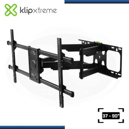 """KLIP XTREME KPM-955 RACK PARA TV & MONITOR TAMAÑO 37-90"""""""