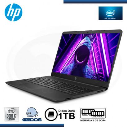 "LAPTOP HP 250 G8 CI7-1065G7 15.6""/8GB/1TB/FREEDOS"