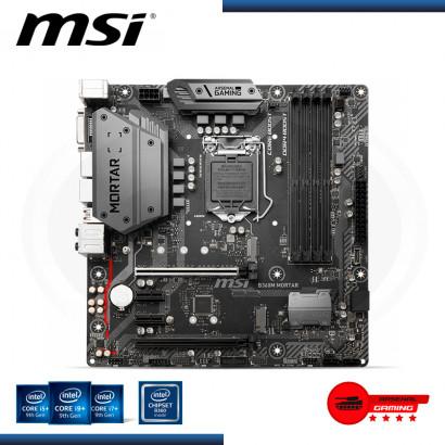 MB MSI B360M MORTAR DDR4 LGA 1151 (PN:911-7B23-035)