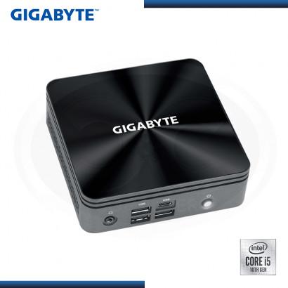 MINI PC GIGABYTE BRIX INTEL CORE I5-10210U M.2/DDR4/USB 3.2/HDMI (PN:GB-BRi5-10210E)