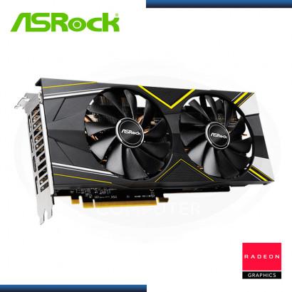 ASROCK RADEON RX 5700 XT 8GB GDDR6 256 BITS CHALLENGER OC (PN:90-GA18ZZ-00UANF)