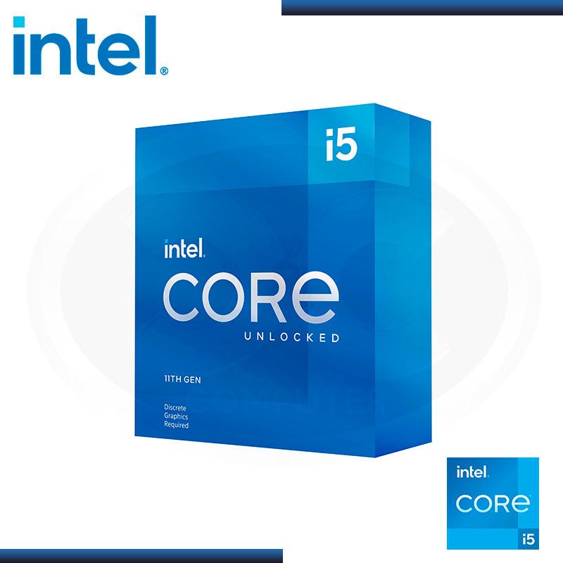 PROCESADOR INTEL CORE I5-11600K 3.90GHz/12MB LGA 1200 (PN:BX8070811600K)