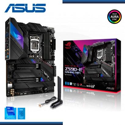 MB ASUS ROG STRIX Z590-E GAMING WIFI DDR4 LGA 1200 (PN:90MB1640-M0AAYO)