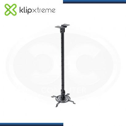 KLIP XTREME KPM- 610B SOPORTE UNIVERSAL PARA PROYECTOR DE TECHO