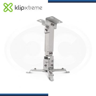 KLIP XTREME KPM-508W WHITE SOPORTE UNIVERSAL PARA PROYECTOR DE TECHO