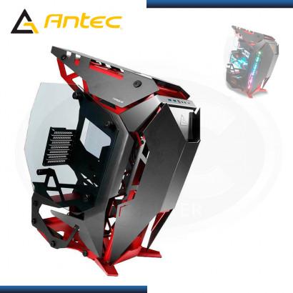 CASE ANTEC TORQUE BLACK RED SIN FUENTE VIDRIO TEMPLADO USB3.1/USB 3.0 (PN:0-761345-80017-4)