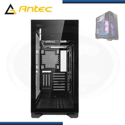 CASE ANTEC P120 CRYSTAL BLACK SIN FUENTE VIDRIO TEMPLADO USB3.0 (PN:0-761345-81200-9)