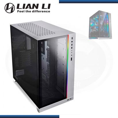 CASE LIAN LI PC-011 DYNAMIC XL ROG CERTIFIED SILVER ARGB VIDRIO TEMPLADO SIN FUENTE USB 3.1/USB 3.0 (PN:011DXL-A)