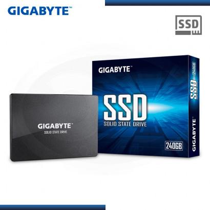 "SSD 240GB GIGABYTE SATA3 2.5 "" (PN:GP-GSTFS31240GNTD)"