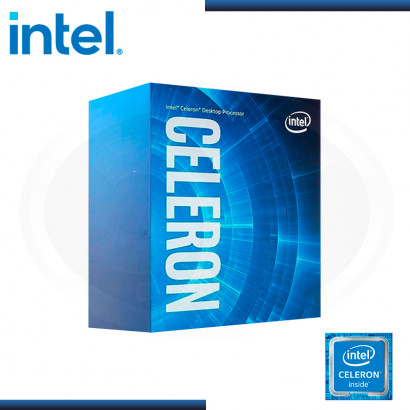 PROCESADOR INTEL CELERON G5905 DUAL CORE 3.50GHz/4MB LGA1200 (PN:BX80701G5905)