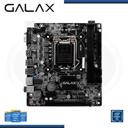 MB GALAX H81M DDR3 LGA 1150 (PN:G-IH810M1MBZJ1CW-GXLG)
