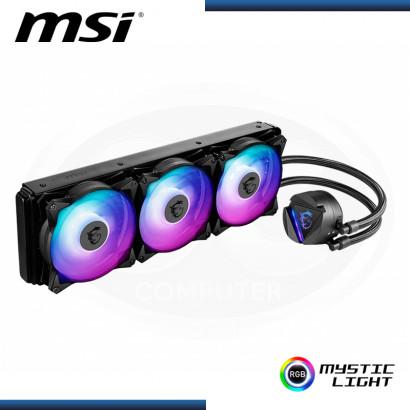 MSI MAG CORELIQUID 360R RGB SISTEMA REFRIGERACION LIQUIDO INTEL/AMD (PN:306-7ZW1C31-813)