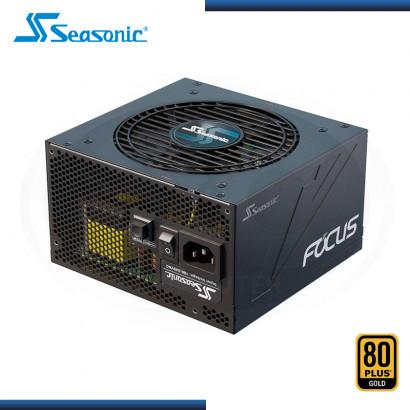 FUENTE SEASONIC FOCUS GX 850 850W 80 PLUS GOLD MODULAR (PN:SSR-850FX)