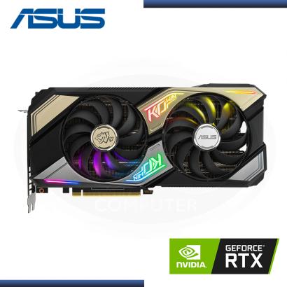 ASUS GEFORCE RTX 3070 8GB GDDR6 192BITS KO OC (PN:90YV0FQ2-MTAA00)