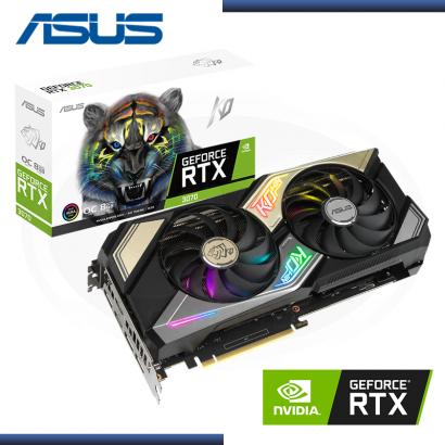 ASUS GEFORCE RTX 3070 8GB GDDR6 256BITS KO OC (PN:KO-RTX3070-O8G-GAMING)