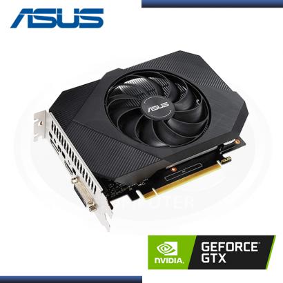 ASUS GEFORCE GTX 1650 4GB GDDR6 128BITS PHOENIX OC (PN:90YV0EH2-M0AA00)