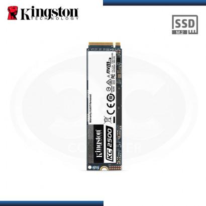 SSD 1TB KINGSTON KC2500 M.2 2280 NVMe (PN:SKC2500M8/1000G)