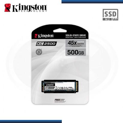 SSD 500GB KINGSTON KC2500 M.2 2280 NVMe (PN:SKC2500M8/500G)