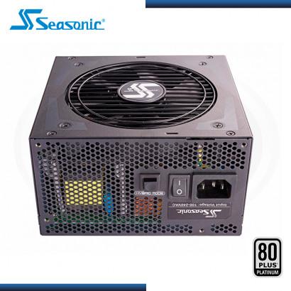 FUENTE SEASONIC FOCUS PLUS PX 850W 80 PLUS PLATINUM MODULAR (PN:SSR-850PX)
