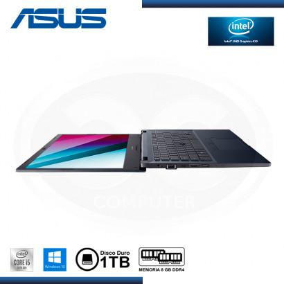 """LAPTOP ASUS EXPERTBOOK P2451FA-EK1441R CI5-10210U 14""""/ 8GB/1TB/WIN 10 PRO STAR BLACK (PN:90NX02N1-M26110)"""