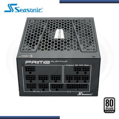FUENTE SEASONIC FOCUS PX 1000W 80 PLUS PLATINUM MODULAR (PN:SSR-1000PD)