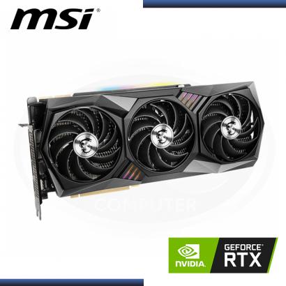 MSI GEFORCE RTX 3090 24GB GDDR6X 384BITS GAMING X TRIO (PN:912-V388-011)