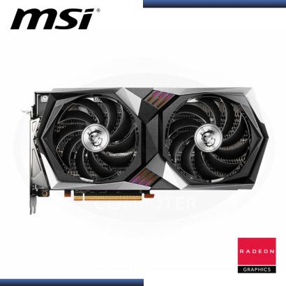 MSI RADEON RX 6700 XT 12GB GDDR6 192BITS GAMING X (PN:912-V398-007)