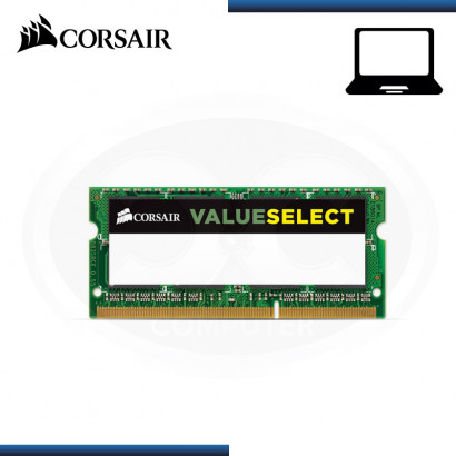 MEMORIA 4GB DDR3L CORSAIR SODIMM BUS 1600MHZ (PN:CMSO4GX3M1C1600C11)