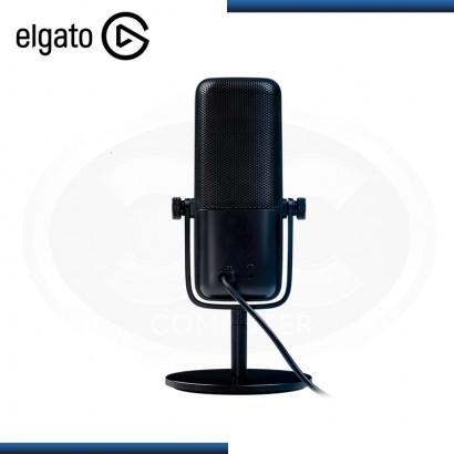 MICROFONO ELGATO WAVE:3 BLACK USB (PN:10MAB9901)
