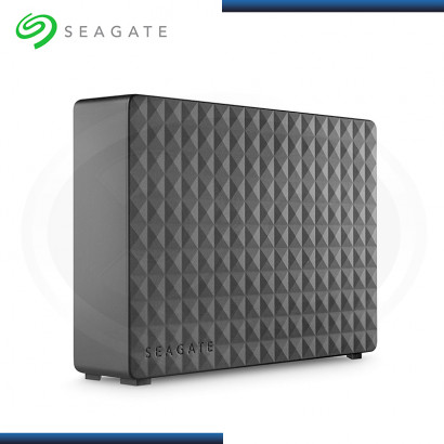 "DISCO DURO 6TB EXTERNO SEAGATE EXPANSION BLACK 3.5"" USB 3.0 (PN:STEB6000403)"