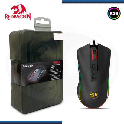 MOUSE REDRAGON M711 COBRA CHROMA RGB USB